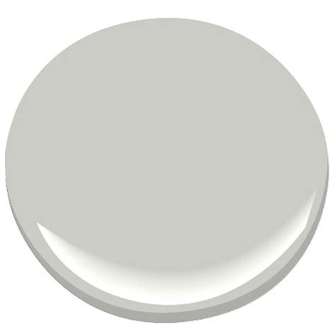 Benjamin Light Grey by Two True Gray Paint Colors