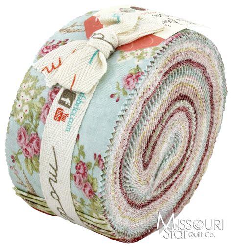 Quilt Fabric Jelly Rolls by Flea Market Jelly Roll Moda Fabrics Missouri