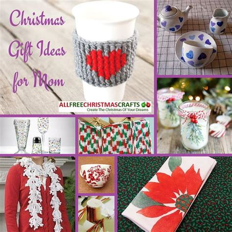 25 christmas gift ideas for mom allfreechristmascrafts com