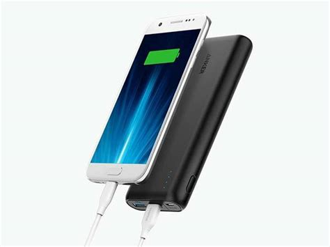 Anker Powercore 20000 Charge 3 0 A1272 anker powercore speed 20000 charge 3 0 power bank gadgetsin