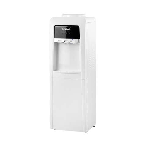Dispenser Galon Atas jual denpoo ddk 206 dispenser air putih galon atas