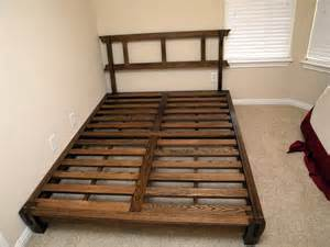 Japanese Platform Bed Frame Japanese Platform Bed By Chriskmb5150 Lumberjocks Woodworking Community
