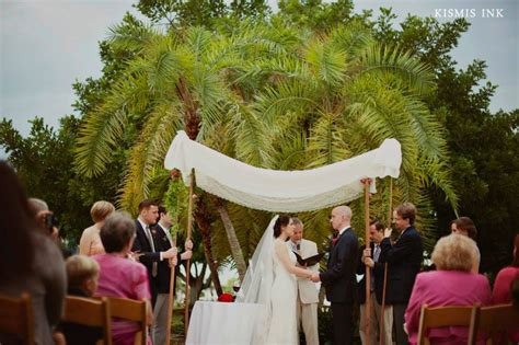 Handmade Chuppah - showcase wedding planner ta fl st pete florida