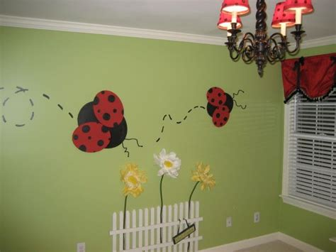 ladybug bedroom decor 150 best ladybug love images on pinterest