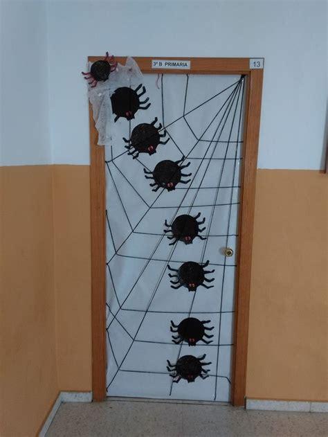imagenes educativas halloween 148 mejores im 225 genes de decoraci 211 n puertas en pinterest