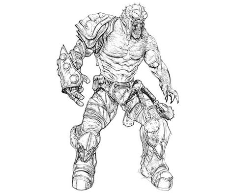 gears of war carmine coloring pages coloring pages