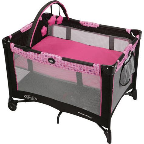 graco travel playpen pack n play play yard portable