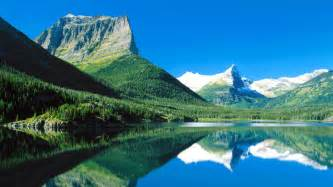 Landscape Photography Glacier National Park Montana Scenery Wallpaper Wallpaper