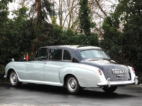 wallpaperscarros rolls royce phantom limousine 1961