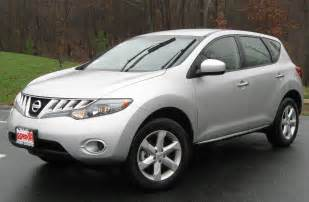 09 Nissan Murano Nissan Murano The About Cars
