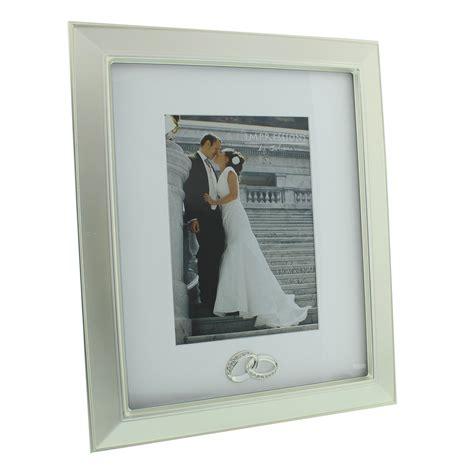 Edle Bilderrahmen by Luxus Bilderrahmen Zur Hochzeit Matt Silber