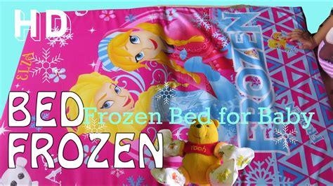 tempat tidur bayi frozen frozen bed teddy baby