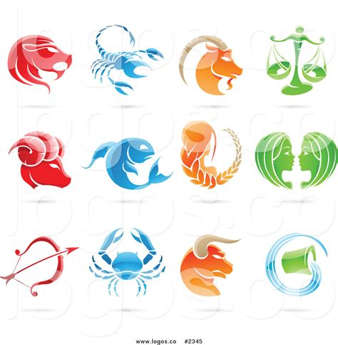 royalty  collage  astrology zodiac signs logo