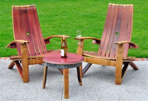 wine barrel outdoor furniture wine barrel outdoor furniture www imgkid the image