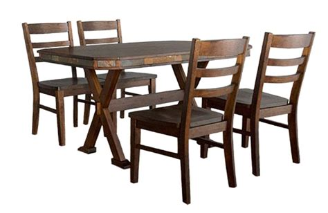5 Pc Dining Table Set Rustic 5 Pc Dining Table Set 5 Pc Dining Table Set