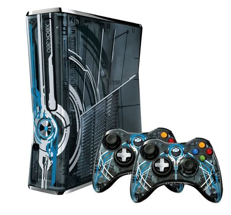 halo 4 xbox 360 console xbox 360 limited editions there and back again