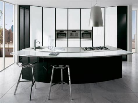 curved kitchen designs 16 impressive curved kitchen island designs