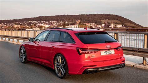 2020 Audi Wagon by 2020 Audi S6 Avant Up Fuels Our For Wagons