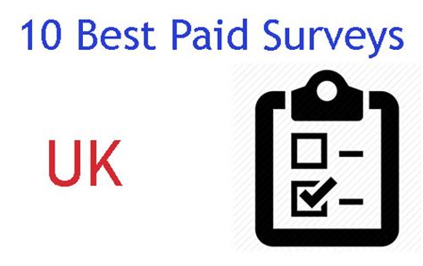 Paid Surveys - 10 best paid survey sites in the uk 2017