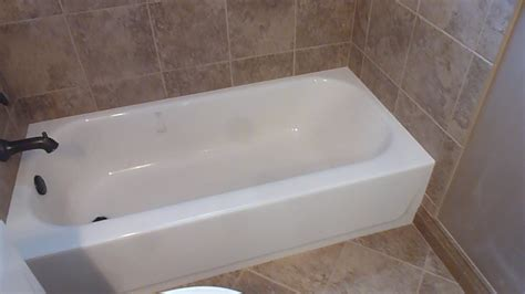 tiled bathtub surround part quot 1 quot how to tile 60 quot tub surround walls preparation
