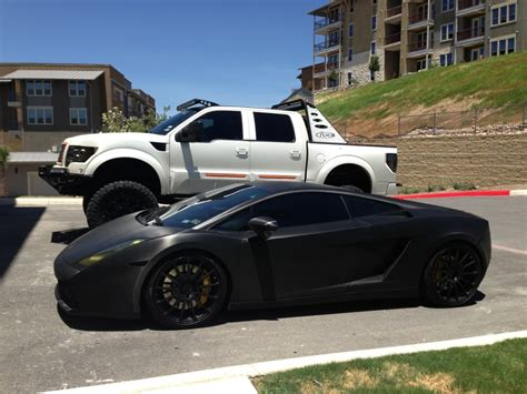 lifted lamborghini pics of my lambo an lifted fx4 f150online forums
