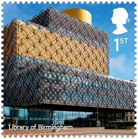 architects mail royal mail celebrates the uk s contemporary architecture with new sts