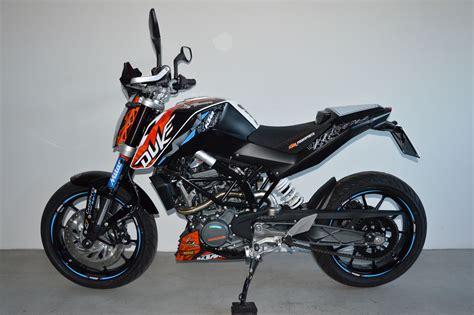 Ktm Motorrad Verleih ktm 125 duke by motosport niedermayr motorrad verleih
