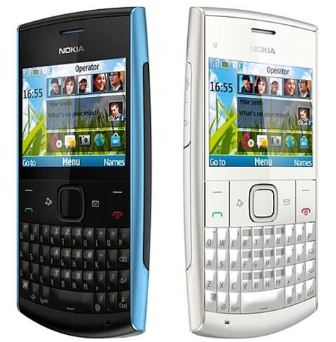 Hp Nokia Qwerty X2 original nokia x2 01 qwerty kepad phone with box pack nopedeal