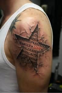 3d tattoos 15 amazingly cool 3d tattoos oddee