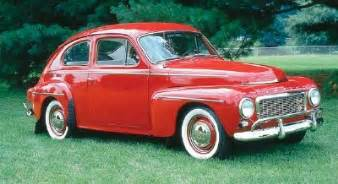 Volvo 544 Parts 1958 1965 Volvo Pv544 Howstuffworks