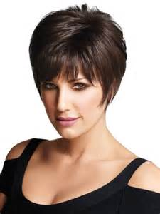 beautiful hairstyle with sideburns short wigs for african american women over 50 short
