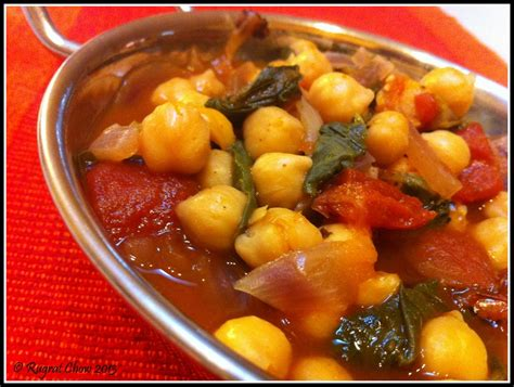 spiced indian greens and chickpeas life diy with ak a whole food life indian spiced chickpeas w chunky