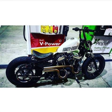 by brock cardiner harley forty eight custom motorcycle by rough crafts best 25 custom sportster ideas on pinterest harley