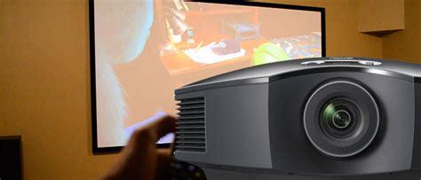 Proyektor Sony Vpl Hw55es Resolusi Hd Pada Proyektor Terbaik Sony Home Cinema