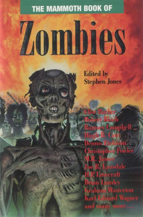 stephen the mammoth book of zombies 1993