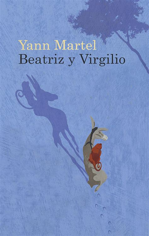 Beatrice And Virgil A Novel Random House Large Print Yann Martel 9780739377802 Andy Bridge Eye Illustration Agency