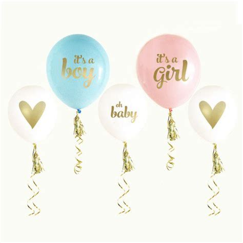 S Baby Shower by It S A Boy It S A Baby Shower Balloons