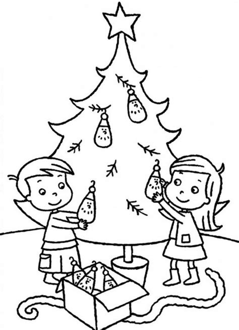 printable christmas tree a3 get this printable christmas tree coloring pages for