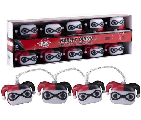 Harley Quinn Sweepstakes - pop lights dc harley quinn funko