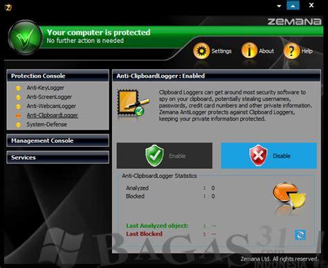 bagas31 keylogger zemana antilogger 1 9 3 full version bagas31 com