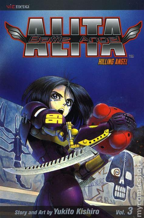 battle alita deluxe edition 3 battle alita tpb 2003 2005 edition comic books