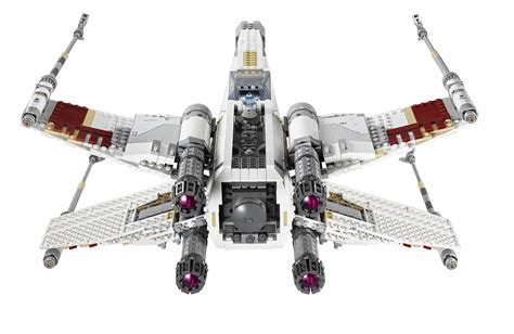 lego 10240 five x wing starfighter announced galactic archives
