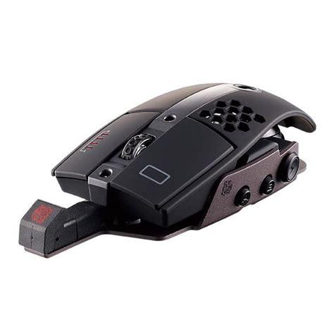 Tt Esport Mouse Level 10m Blackwhitegreenred tt esports level 10 m hybrid gaming mouse review