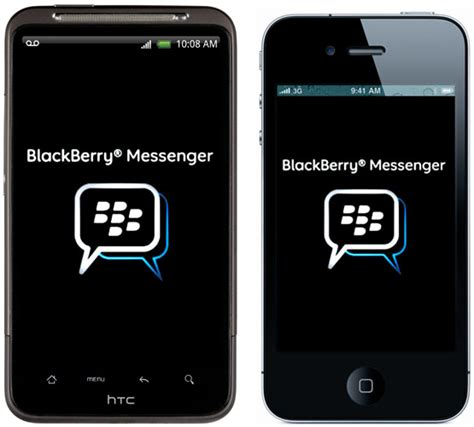 bbm messenger for android blackberry announces bbm ios and android ports pocketnow