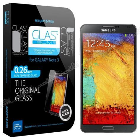 Spigen Samsung Galaxy Note 3 N9000 spigen samsung n9000 galaxy note 3 glas t premium