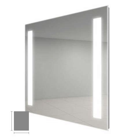 Electric Mirrors Bathroom Electric Mirror Fusion 28 Quot X 36 Quot Lighted Mirror Fus2836 Bath Mirror From Home