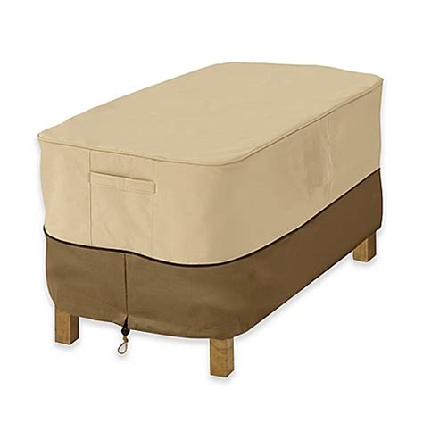 small side table covers accessories 174 veranda small ottoman or side table