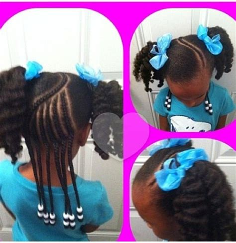 cute african american hairstyles with a bump 100 ideas to try about kids natural hair styles flat