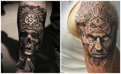 imagenes mayas para tattoos tatuajes aztecas el poder ancestral de una civilizaci 243 n