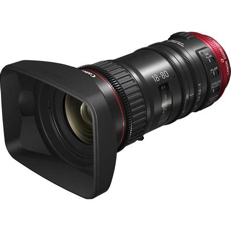 lenses for canon canon cn e 18 80mm t4 4 compact servo cinema zoom lens